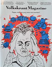Cover Volkskrant Magazine